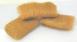 Bronze Wool 3 pad pack Fine