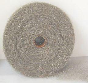 Stainless Steel Wool 5 lb Reel Medium